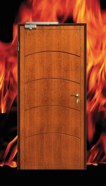 Portes porte blind e beeckmans security for Porte coupe feu rei 60