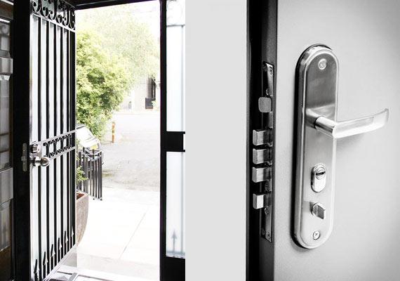 beeckmans portes blind es portes de garages grilles services porte blind e beeckmans. Black Bedroom Furniture Sets. Home Design Ideas